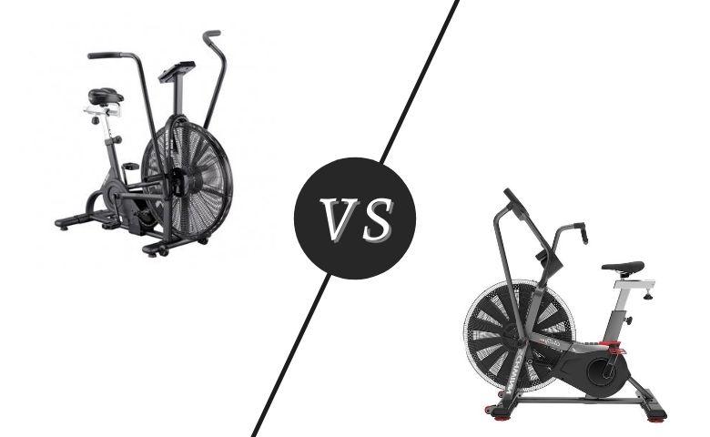 Assault bike vs airdyne