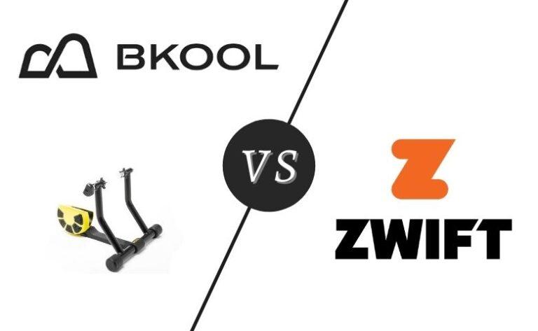 Bkool vs Zwift