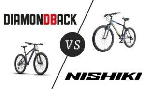 DiamondBack vs Nishiki