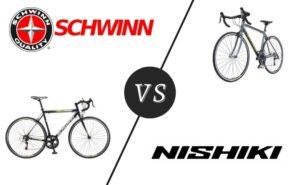 Nishiki vs Schwinn