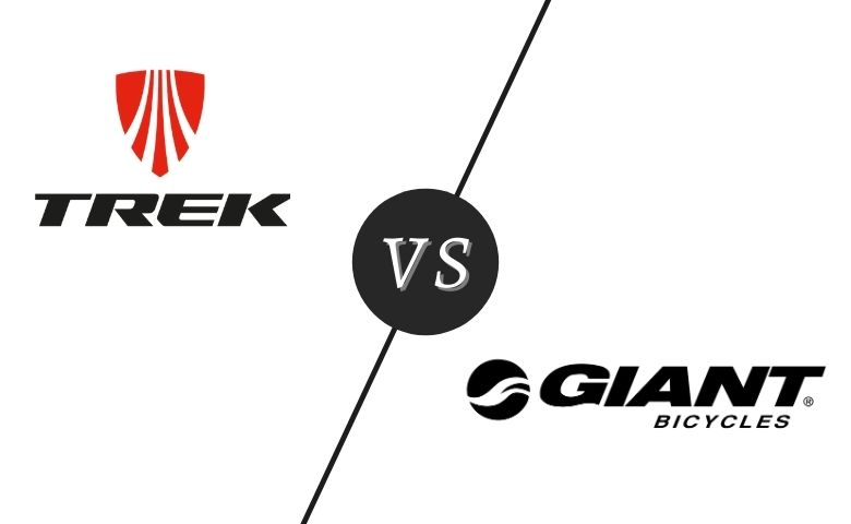 Trek vs Giant Bicycles