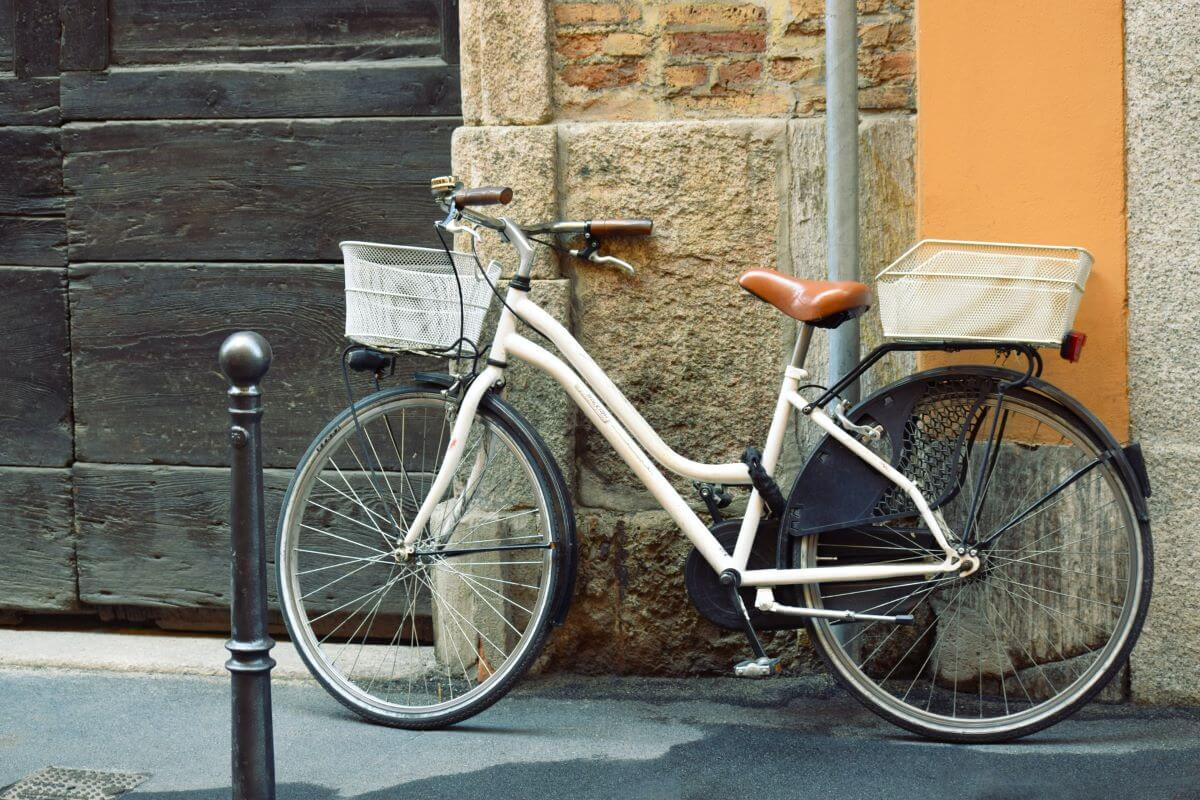 comfort bicycle