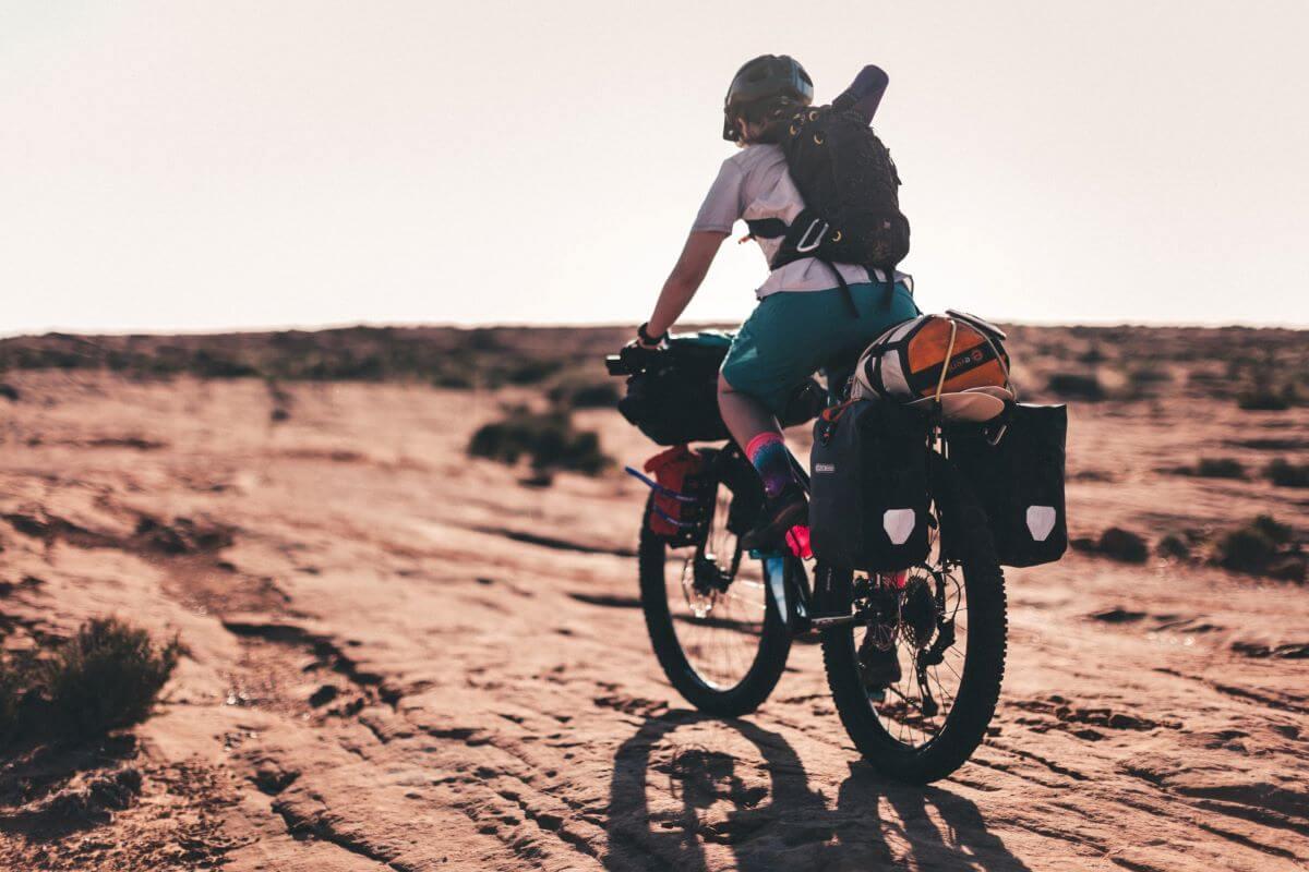 bike touring shoes