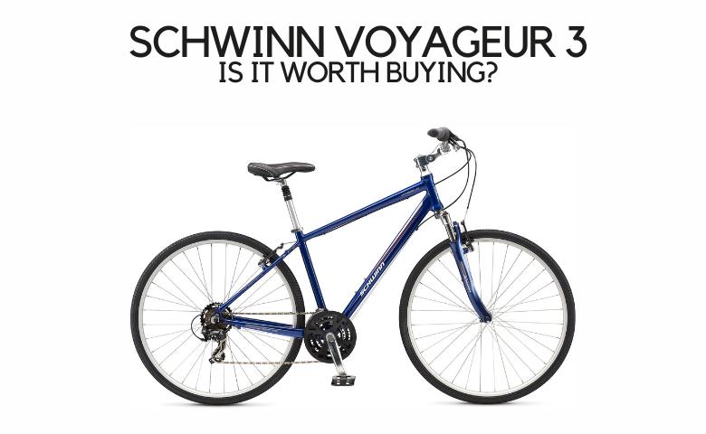 Schwinn voyageur 3 review