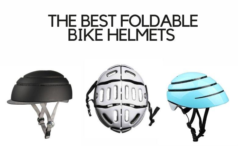 best foldable bike helmets