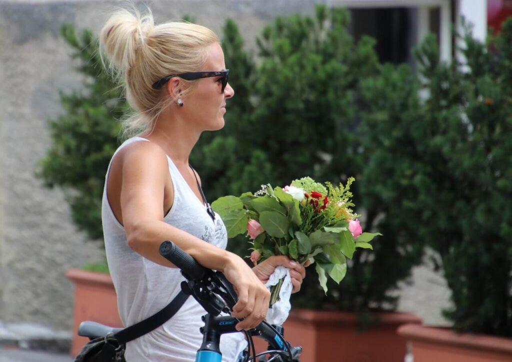 womens bike size chart