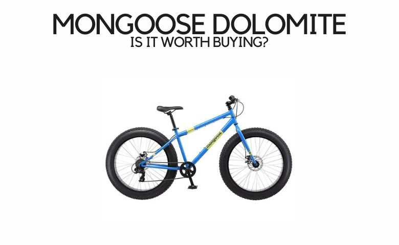 mongoose dolomite reviews