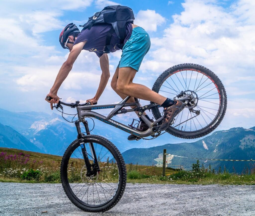 How Much Does A Mountain Bike Weigh Bostonbiking
