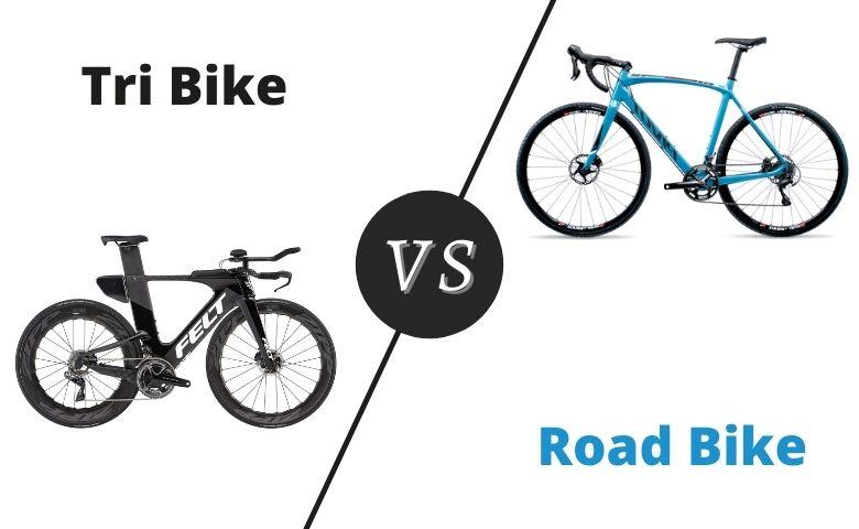 tri bike vs road bike
